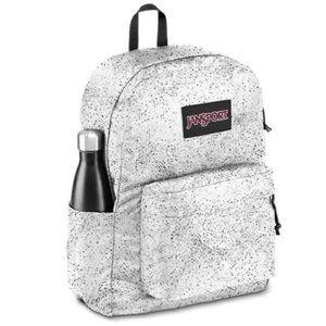 Jansport backpack computer laptop bag water bottle